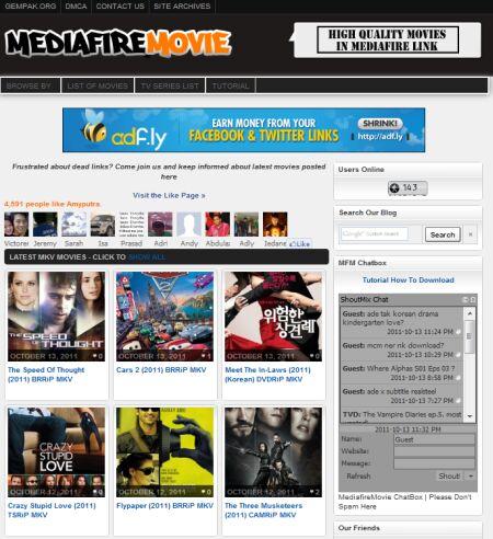 movie mediafire