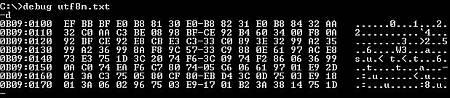 เปรียบเทียบ utf8 utf16 และ unicode