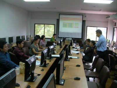 co-op database training
