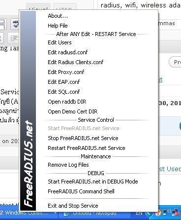 freeradius.net for windows