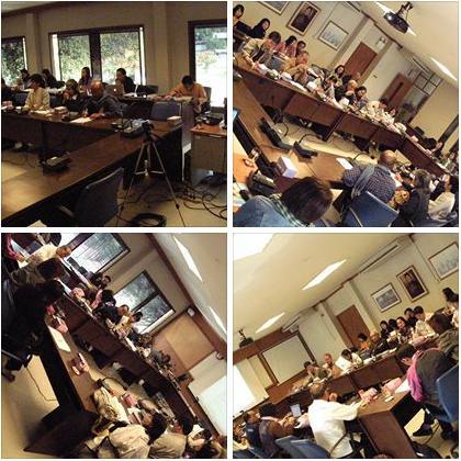 AAR หลังประชุมกับ ศูนย์ประสานงานวิจัยเพื่อท้องถิ่น ลำปาง