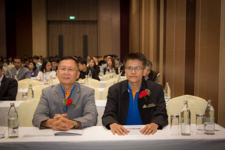 2 dean from 2 university : national and international conference