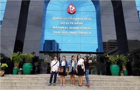 นักศึกษาชมรม Junior Investor มหาวิทยาลัยเนชั่น
