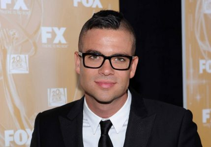 mark salling with glasses