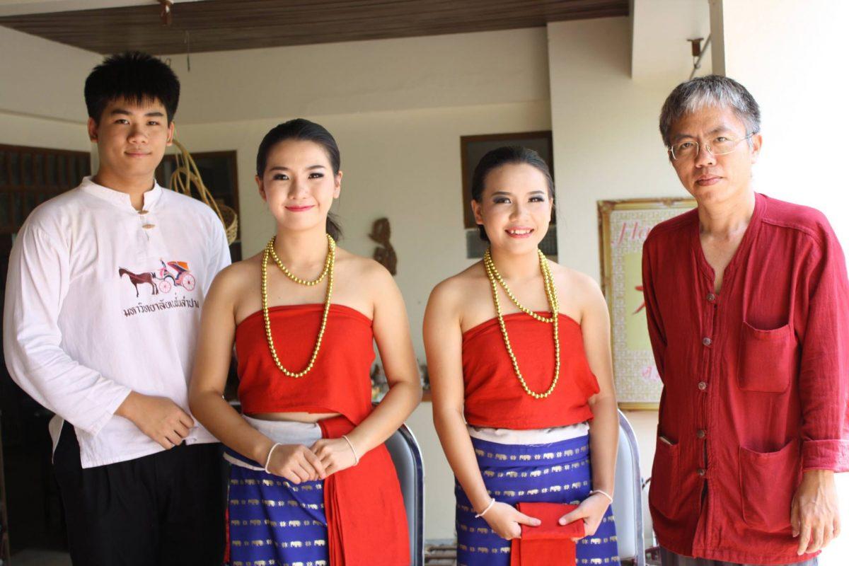 ปีใหม่ไทย หรือสงกรานต์ นึกถึงอะไรกันนะ