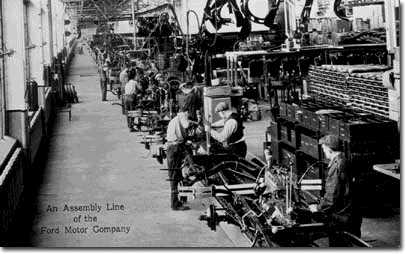 ford assembly