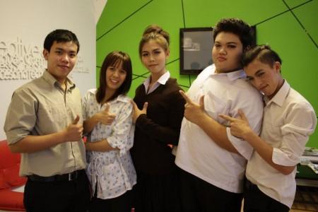 ผ่านการคัดเลือก thailand got talent 2012
