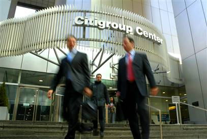 Citigroup second-quarter profit falls for older assets