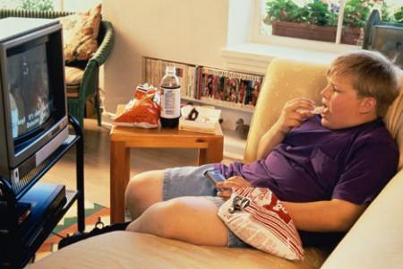 เด็กดูทีวี