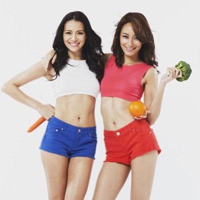 โยกับบี ยามรักน้ำต้มผักก็ว่าหวาน
