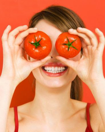 tomato-acne