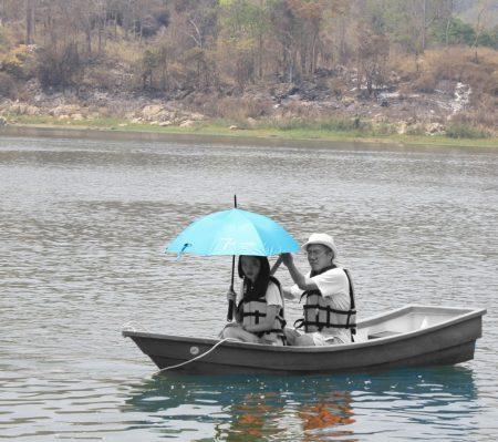 ร้อนก็กางจ้อง (Umbrella)