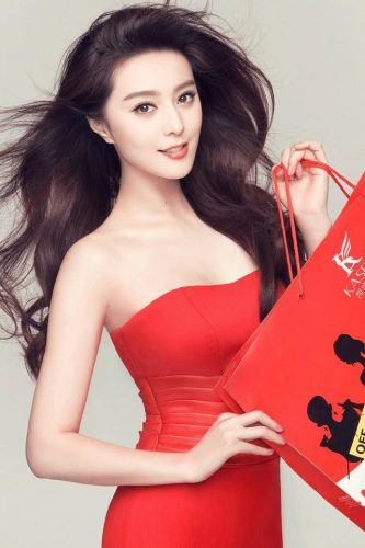 beautiful fan bing bing