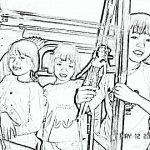 เคยขึ้นรถไฟตอนเด็ก ๆ