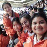 ไปเชียร์ กีฬาสถาบันพยาบาลแห่งประเทศไทย