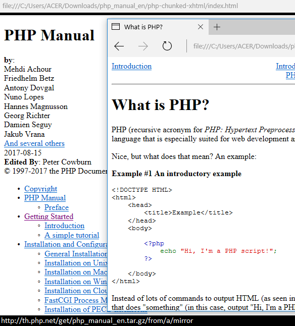 PDT: Eclipse PHP Development Tools